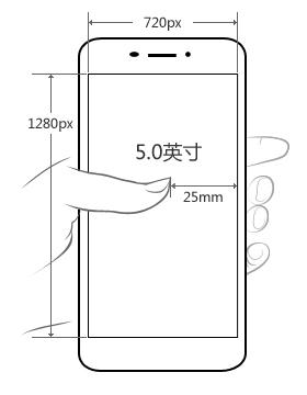 手机 vivo手机 vivo x5l(移动4g)  5英寸在3346款智能手机中,该屏幕尺