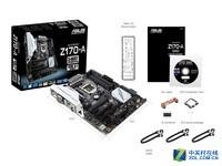 超频好选择 华硕Z170-A商城售1179元