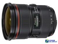 恒定光圈、超声波马达 佳能24-70mm镜头
