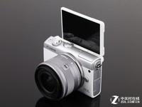 翻转屏微单相机 佳能EOS M100京东3199元