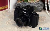 两千万像素相机 佳能G5X京东仅售4599元
