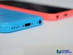 白蓝粉黄绿 五色苹果iPhone 5c现货抢购
