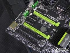 技嘉Z87 显卡插槽图