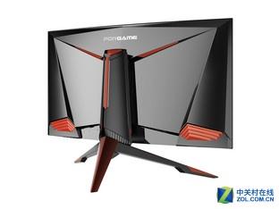 黑红配色超炫酷 游戏悍将PK32QC显示器