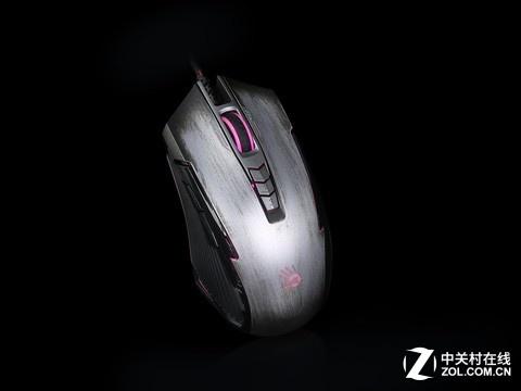 灵敏脚垫 7款鼠标带你驰骋电竞赛场