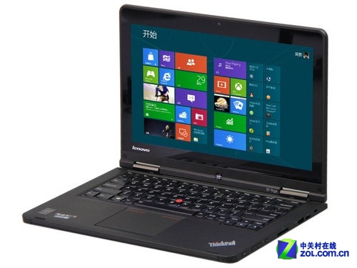 4代i7触屏 ThinkPad S1 Yoga报10850元