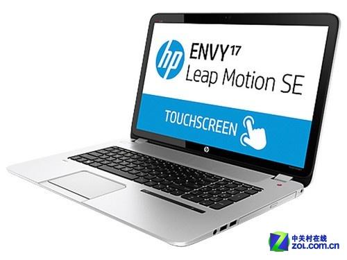 新i7四核+强显 惠普ENVY 17触屏本上市