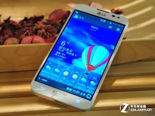 四核大屏LG F240K智能手机