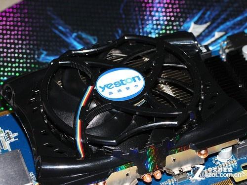 80W低功耗运行 盈通镭龙R7750售价799元