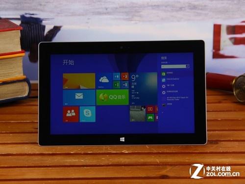 微软 Surface 2  外观图