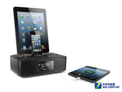 打造iPhone新装备 飞利浦音响1098元