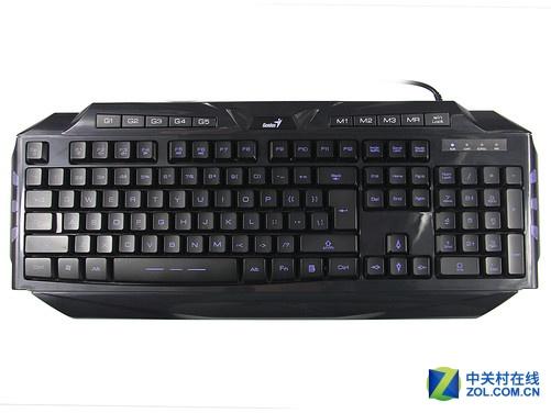 精灵雷神k8 背光键盘采用usb作为连接接口