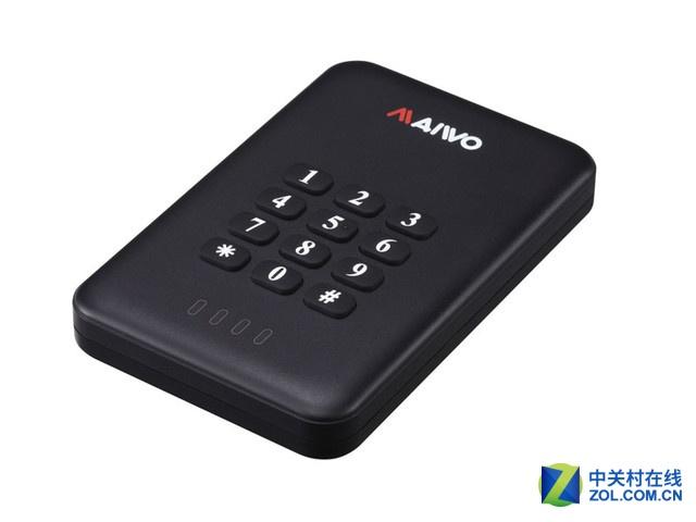 给硬盘加个安全扣 麦沃K2533A移动硬盘