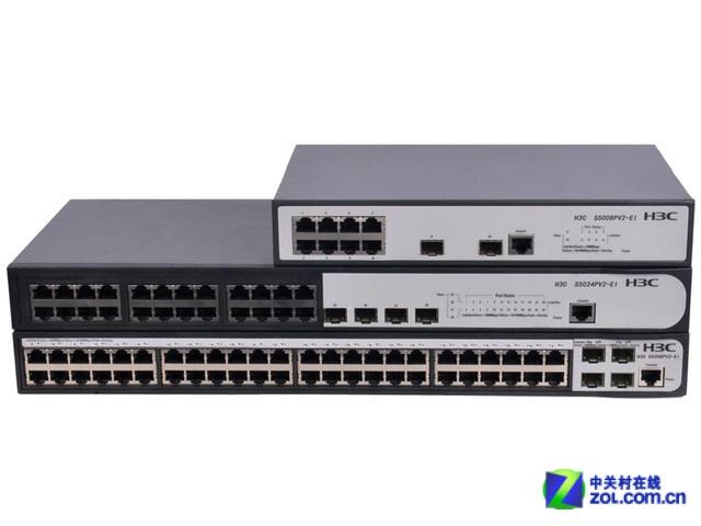 运行稳定 H3C S5024PV2-EI售价1299元
