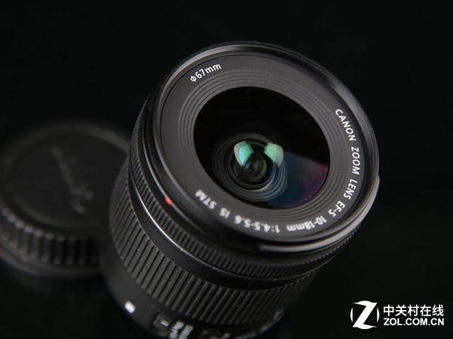 超广角镜头 佳能EF-S 10-18mm新低价