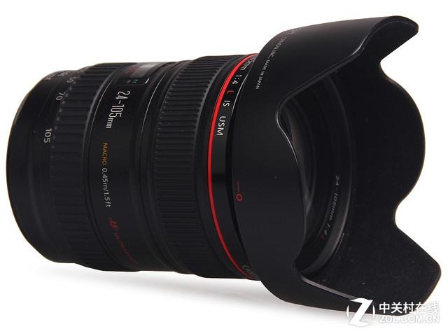 高性价比红圈镜头 佳能24-105mmF4L降价