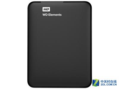 深圳IT网报道:西部数据Elements 2TB售价499元