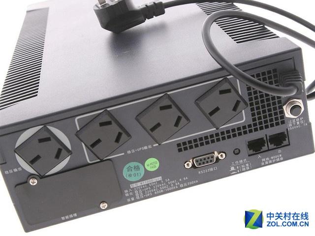 全能上网型ups 山特mt1000-pro广州620元