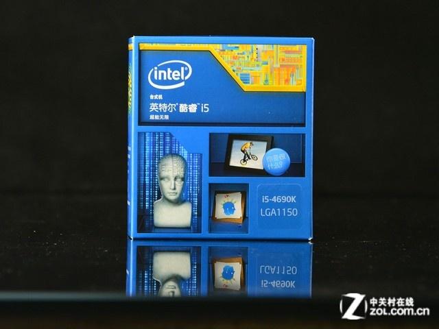 小恶魔上市 酷睿i5-4690K市场价1450元