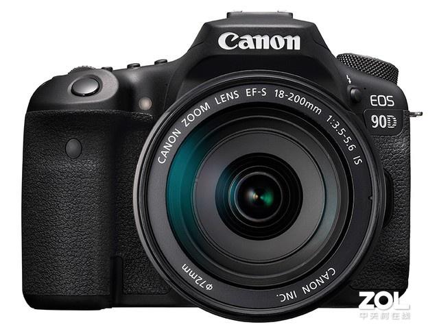 特惠促销 佳能EOS 90D套机(18-200mm)