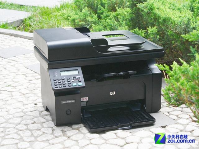HP M1213nf 外观图