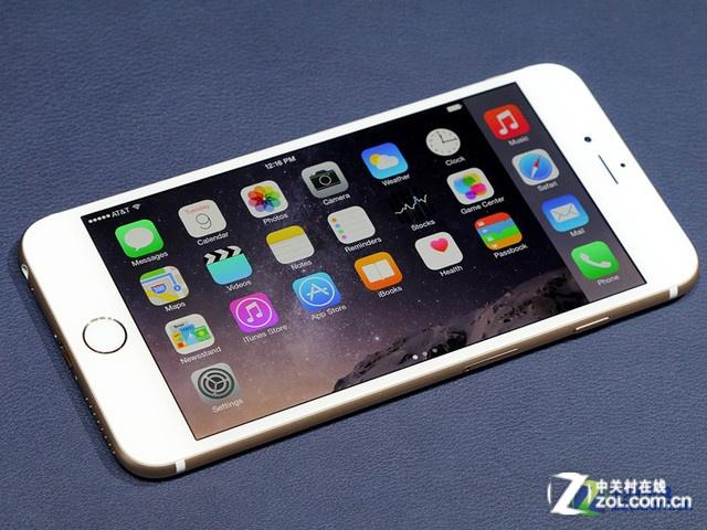 土豪版iphone6 plus促销