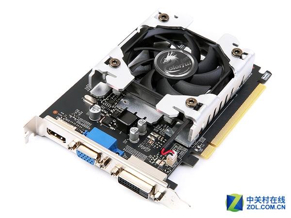 (中关村在线广州办事处)七彩虹730K 黄金版1GD3 显卡基于28nm制造工艺的GeForce GT730芯片,出色的核心制工和核心架构可以保证显卡强悍的输出能力,也能维持很高的功耗控制水平。近几日小编了解到,广州品烨DIY装机店对该产品进行促销中,售价仅299元 装机特价。有需要的朋友和企业客户可以直接联系商家。