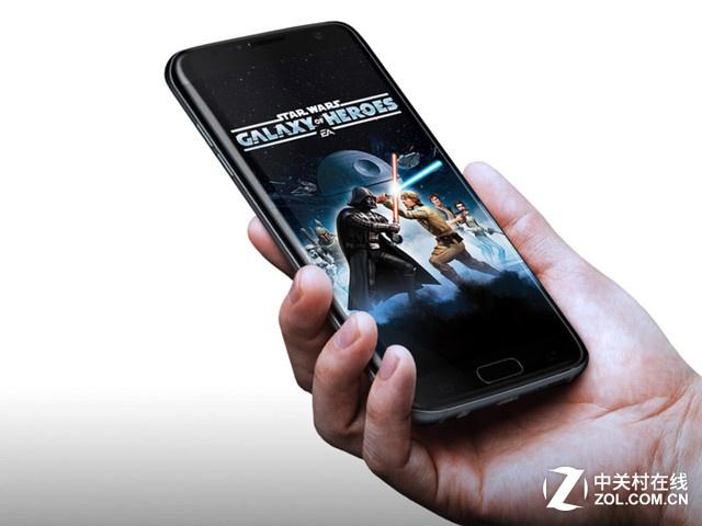 双颜值巅峰  三星Galaxy S7 edge热销中