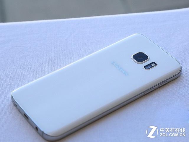 三星 Galaxy S7 港版 双卡双4G 雪晶白 32GB 移动4G/联通4G