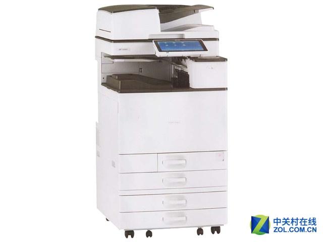 完美时尚 理光C3504sp复印机售31000元