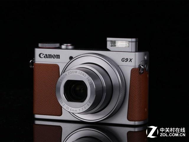 B门拍摄 佳能便携相机G9X II的专业属性