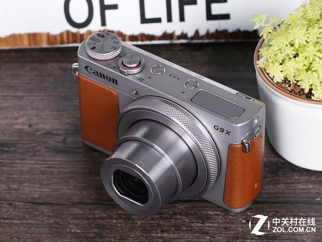 全手动拍摄模式 佳能便携相机G9X II特价