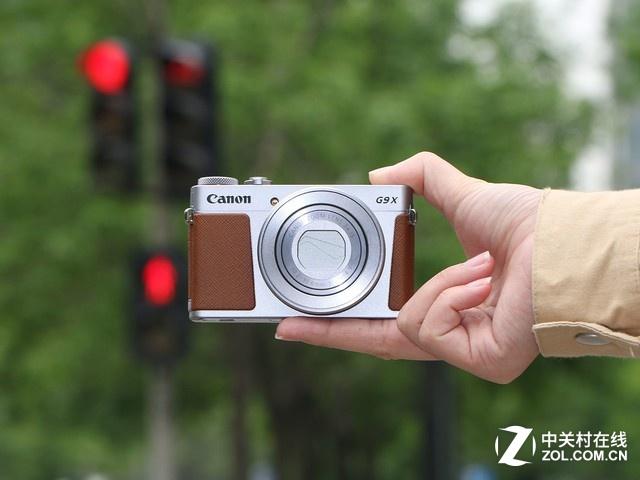 大光圈镜头 佳能便携机G9X II虚化出色