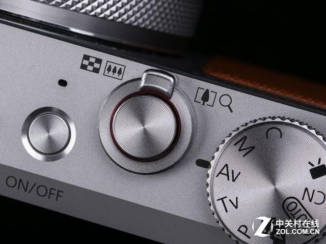 大尺寸传感器 佳能G9X II带来高画质表现