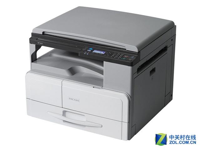 强劲实力 理光2014AD复印机售价6554元