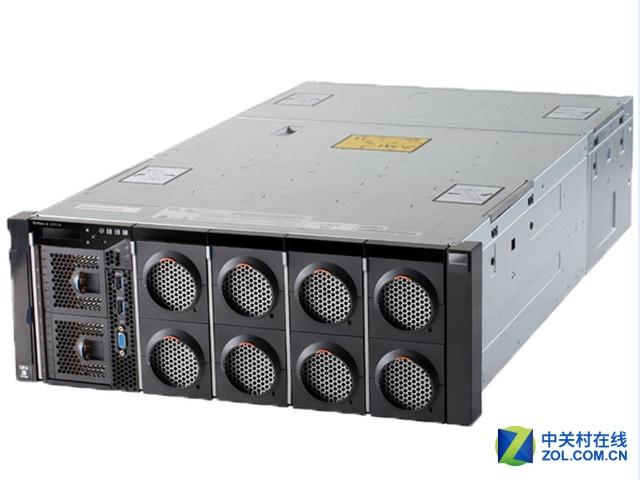 高端大气 System x3850 X6售价55000元