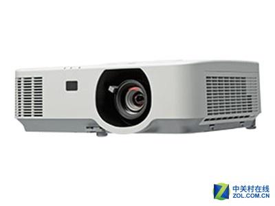 性能出色 投影机NEC P523X+售价9800元