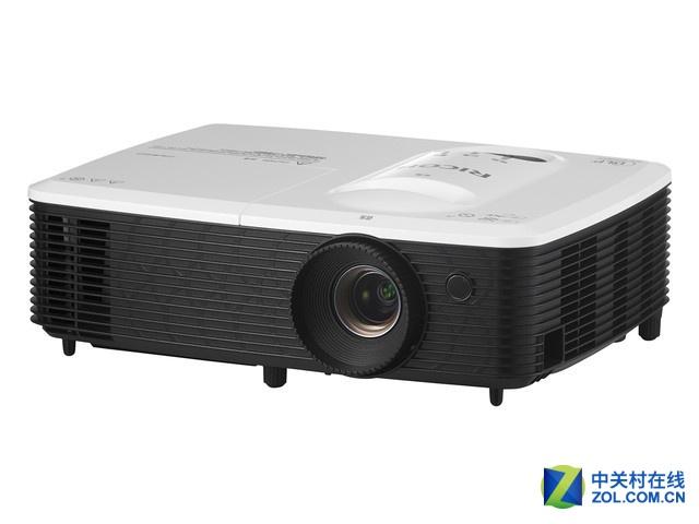 高对比度 理光PJ HD900售价5250元