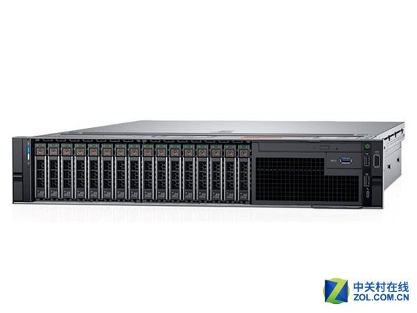 灵活安装 DELL R740服务器售价13600元