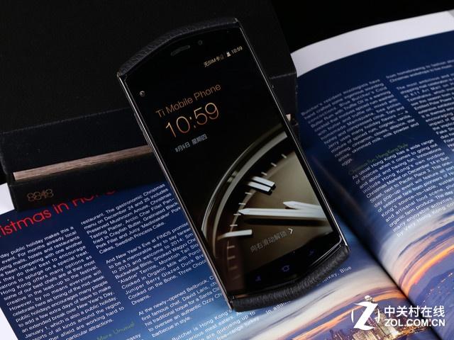 商务精英的选择 8848 钛金手机北京热卖