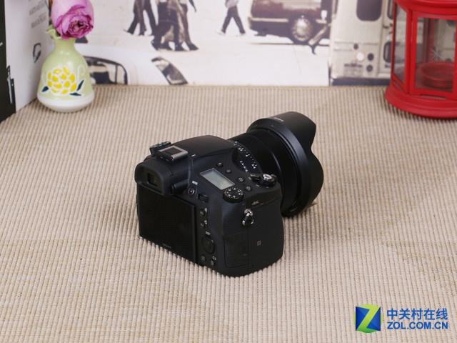 防尘防水 索尼RX10 III相机仅售7600元(全文)