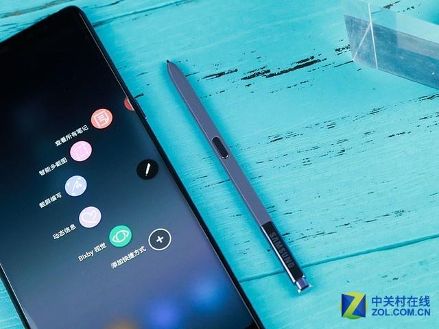 S Pen发挥想象创造 上京东买三星Note 8