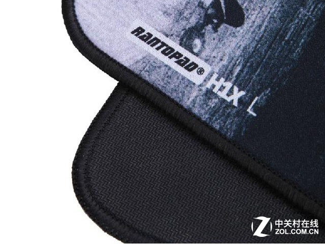 镭拓终结者版 H1X布制鼠标垫(SL)评测
