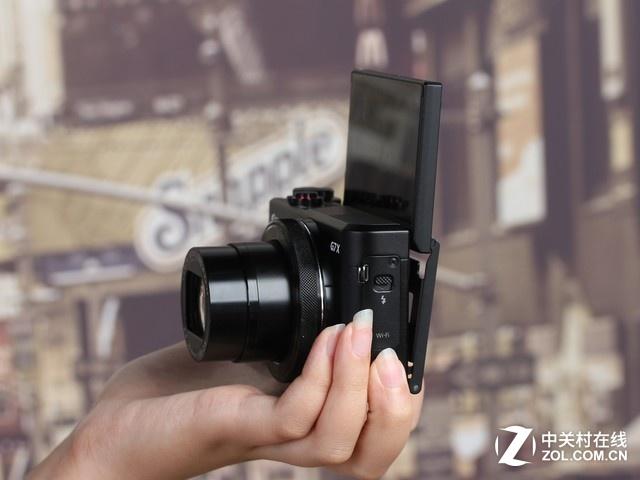 4.2X变焦防抖镜头 便携实用佳能G7X II