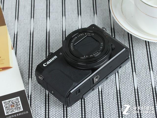 全高清视频拍摄 佳能高性能便携G7X II
