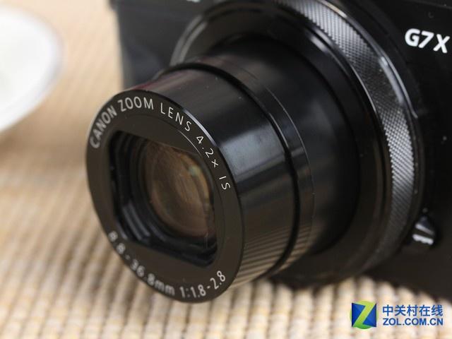 5cm微距拍摄 佳能便携相机G7X Mark II