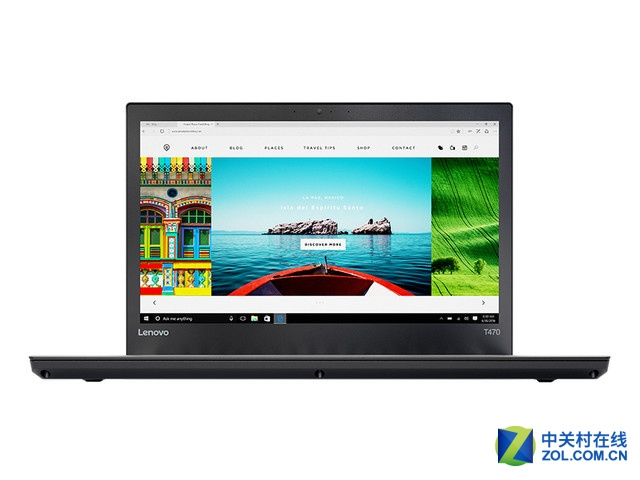 专业商务只为全能 ThinkPadT470 8999元