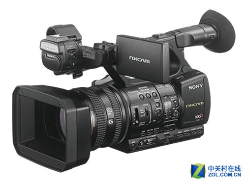 专业级便携高清摄录,29.5mm广角