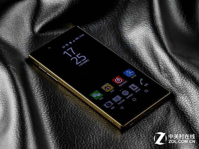 4K屏手机来袭 索尼Z5 Premium报价4601