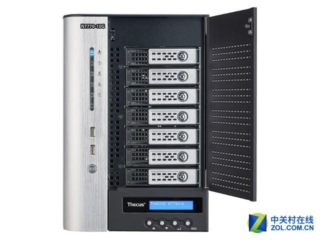 色卡司推N7770-10G 兼具10GbE和HA方案